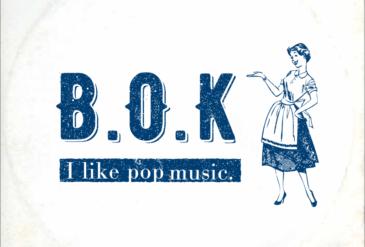 B.O.K  7年ぶりのニューアルバム「L.P」好評発売中!